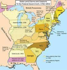 As treze Colônias Inglesas da America do Norte