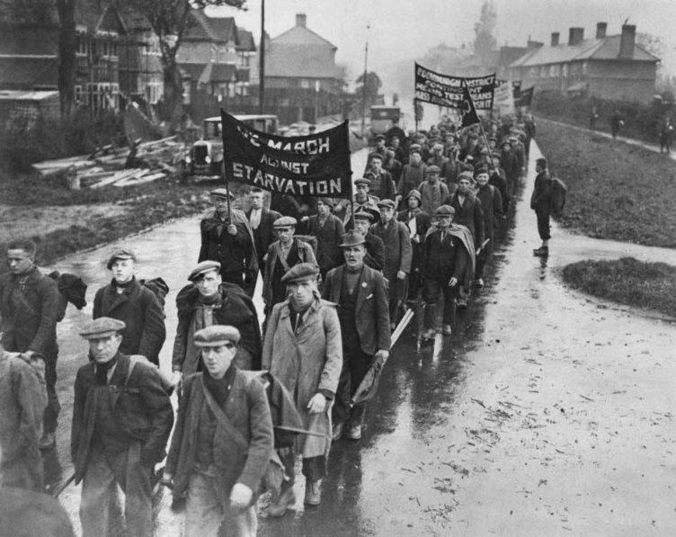 Causas Gerais da Grande Depressão de 1929