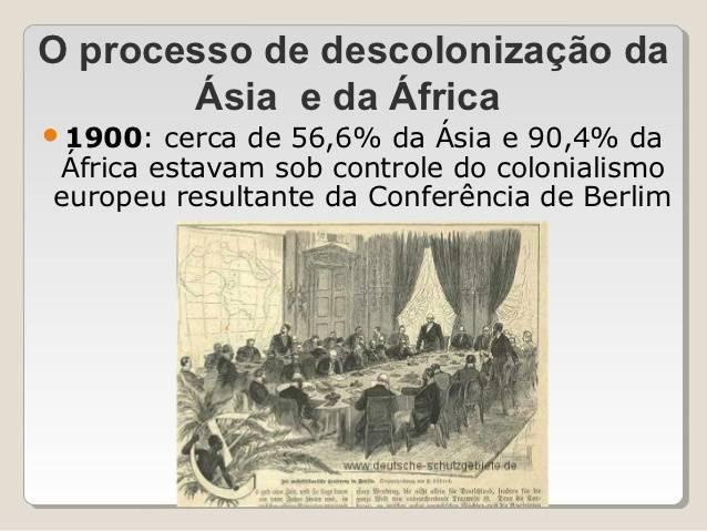Causas da Descolonização na Ásia e África