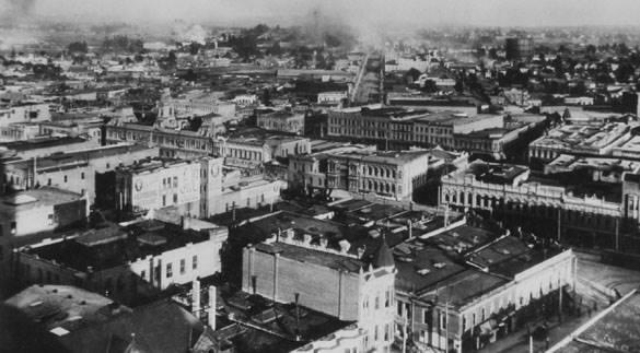 Os Estados Unidos até 1900