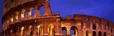 Coliseu - Roma/Itália