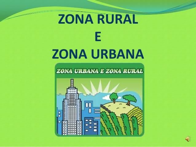 Dibujos para colorear de zonas rurales y urbanas  Imagui