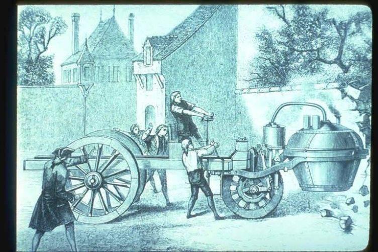Aspectos da Primeira Revolução Industrial