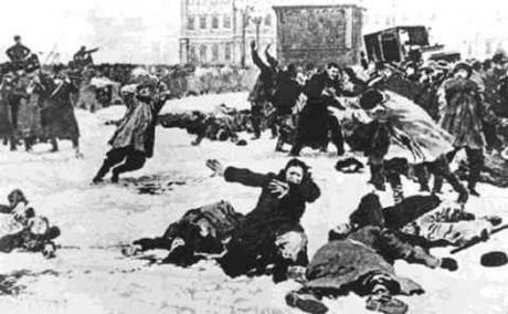 O Ensaio Para a Revolução de 1917: a Revolução de 1905