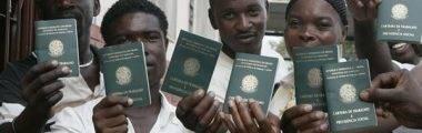 Os haitianos no Brasil
