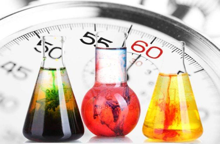 Cinética química: rapidez e influências