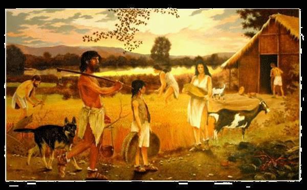 neolitico-relacao-do-homem-com-a-natureza