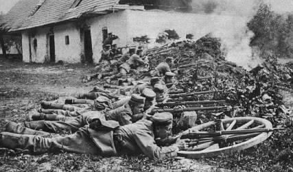 Primeira Guerra Mundial – Resumo