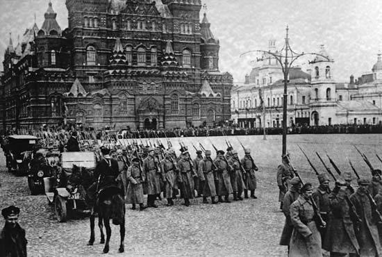 Revolução Russa – Causas, Antecedentes e Evolução