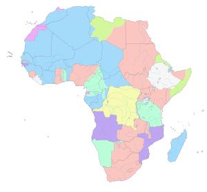 Continente Africano – Resumo