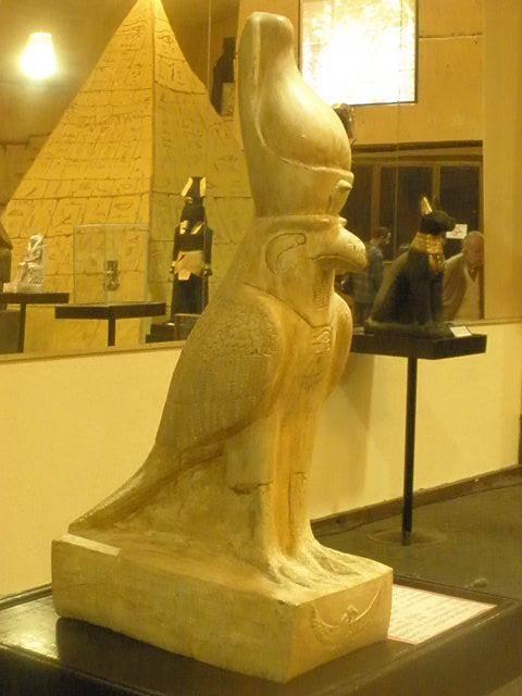 Artes Plásticas Egípcias