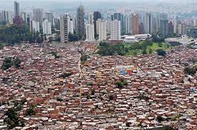 O espaço urbano é um problema mundial
