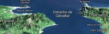 estreito-de-Gibraltar