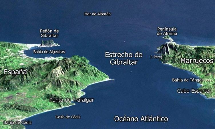 O Estreito de Gibraltar – História, Travessia…