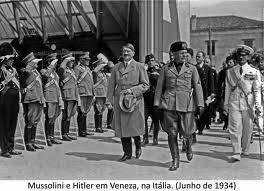 A Ascensão do Fascismo da Itália