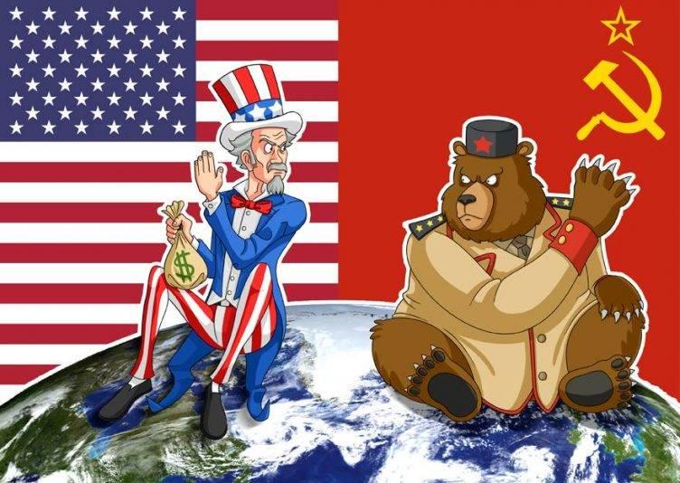A Guerra Fria – Causas e Consequências