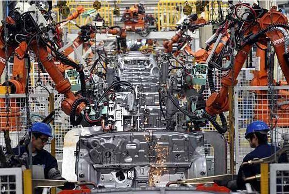 A indústria europeia