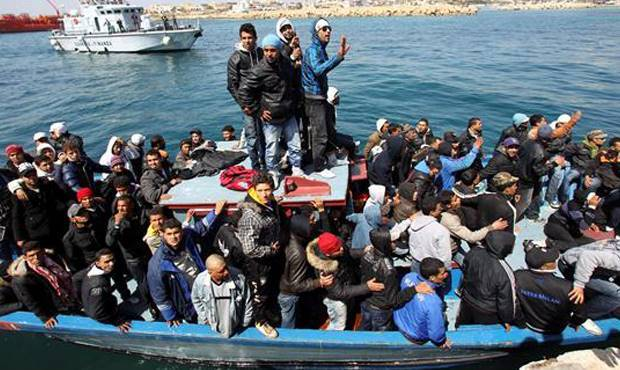 Migrações externas