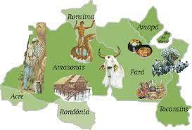 A Região Norte do Brasil